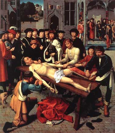 L'image du jour :Le Jugement de Cambyse David2