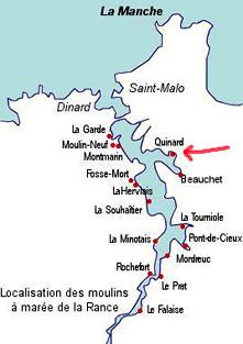 Le nom d 39 un r ve for Estuaire de la rance